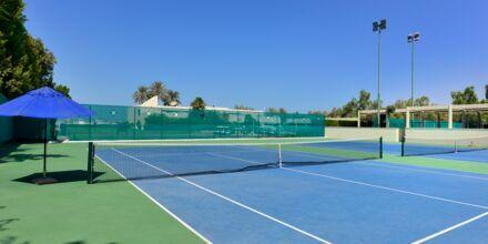 Tennis, JA Beach, Dubai, Yhdistyneet Arabiemiirikunnat