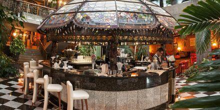 Baari, hotelli Jardines De Nivaria. Costa Adeje, Teneriffa.