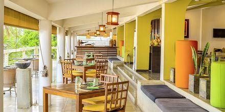 Ravintola, hotelli Jetwing Sea. Negombo, Sri Lanka.