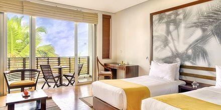 Deluxe -huone, hotelli Jetwing Sea. Negombo, Sri Lanka.