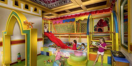Lastenkerho, Hotelli Jumeirah Zabeel Saray, Dubai.