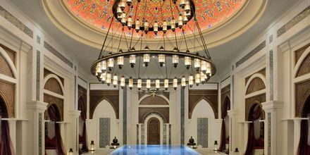 Spa, Hotelli Jumeirah Zabeel Saray, Dubai.