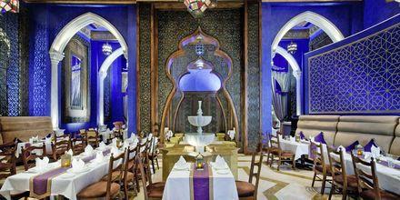 Ravintola, Hotelli Jumeirah Zabeel Saray, Dubai.