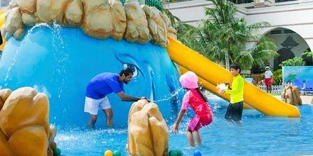 Lastenallas, Hotelli Jumeirah Zabeel Saray, Dubai.