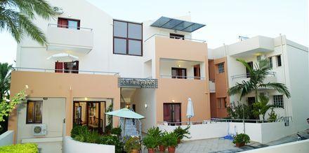 Hotelli Kallitsaki, Kreeta, Kreikka.