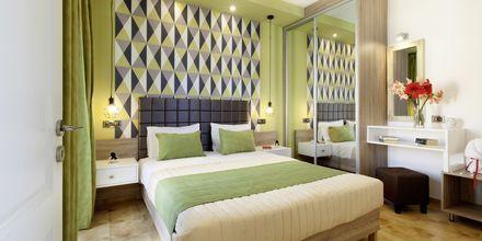 Kaksio. Hotelli Kallitsaki, Kreeta, Kreikka.