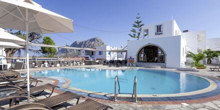 Hotelli Kalypso, Kalymnos.