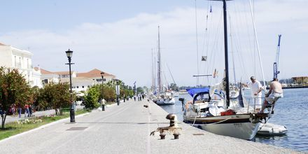 Prevezan satama, Kreikka.