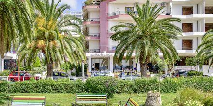 Hotelli Kaonia, Saranda, Albania.