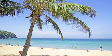 Karon Beach, Phuket, Thaimaa.