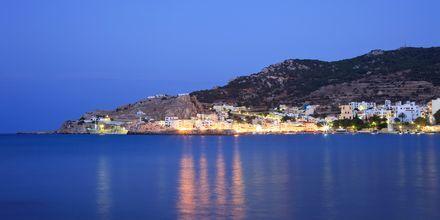 Karpathoksen kaupunki, Karpathos, Kreikka