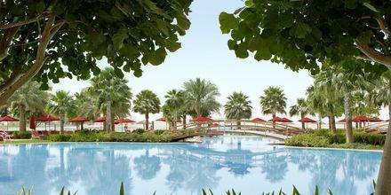Allas, Hotelli Khalidiya Palace Rayhaan, Abu Dhabi.