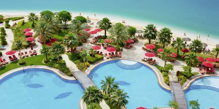 Allasalue, Hotelli Khalidiya Palace Rayhaan, Abu Dhabi.