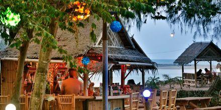 Rantaravintola, Khao Lak, Thaimaa.