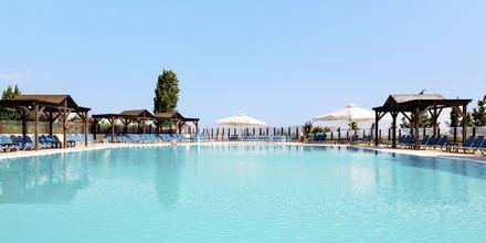 Allasalue, Hotelli Kipriotis Aqualand, Psalidi, Kos.