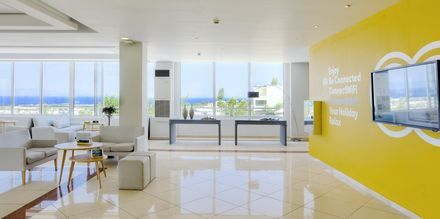 Hotelli Kipriotis Aqualand, Psalidi, Kos.