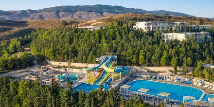 Vesipuisto, hotelli Kipriotis Aqualand, Psalidi, Kos.