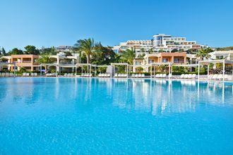 Allasalue, Hotelli Kipriotis Maris Suites, Kos, Kreikka.
