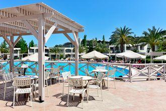 Allasbaari, Hotelli Kipriotis Maris, Kos, Kreikka.