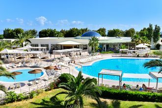 Allasalue, Hotelli Kipriotis Maris, Kos, Kreikka.