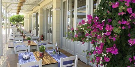 Ravintola Fish & More, Hotelli Kipriotis Panorama Hotell & Suites, Kos.