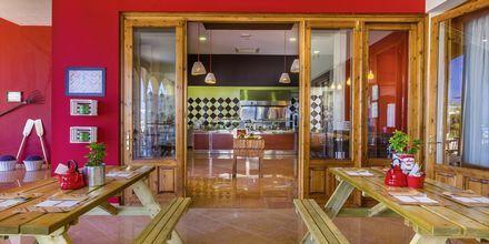 Ravintola Souvlaki & More, Hotelli Kipriotis Panorama Hotell & Suites, Kos.