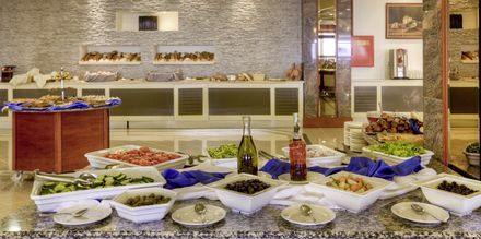Buffetravintola, Hotelli Kipriotis Panorama Hotell & Suites, Kos.
