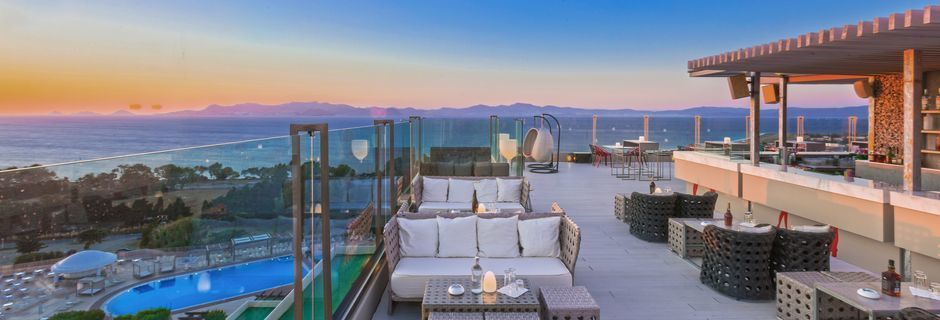 Red Sky Bari, Hotelli Kipriotis Panorama Hotell & Suites, Kos.