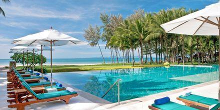 Hotelli Sheraton Krabi Beach Resort.