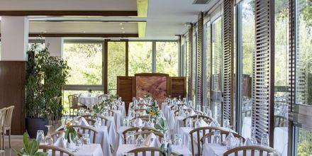 Ravintola Asterias, Hotelli Kontokali Bay, Korfu, Kreikka.