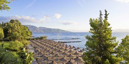 Ranta, Hotelli Kontokali Bay, Korfu, Kreikka.