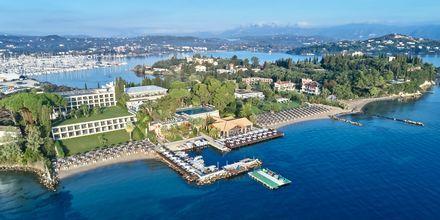 Hotelli Kontokali Bay, Korfu, Kreikka.