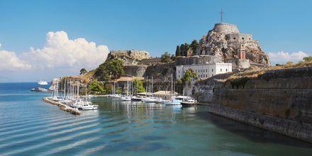 Korvun kaupunki, Kreikka.