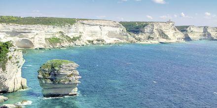 Bonifacio, Korsika.