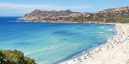 Ostriconi Beach, Korsika.