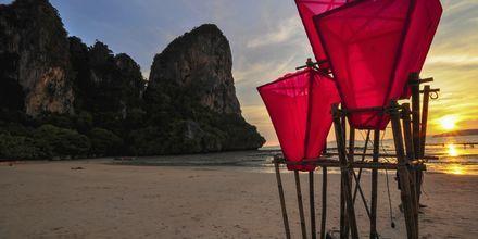 Railey Beach, Krabi.