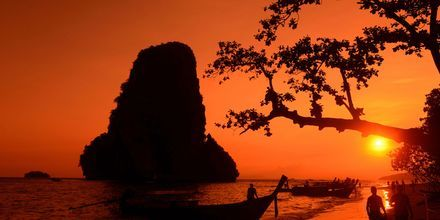 Railay Beach, Krabi.