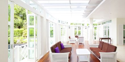 Aula, Hotelli Krabi Tipa Resort, Ao Nang, Thaimaa.