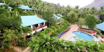 Allas, Hotelli Krabi Tipa Resort, Ao Nang, Thaimaa.