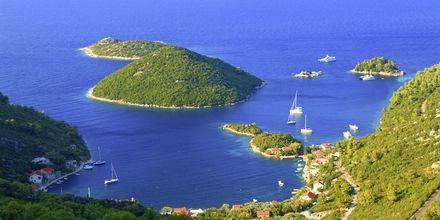 Dubrovnikn jälkeen saaristoristeily jatkuu Mljetin saarelle.