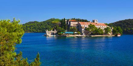 Saaristoristeily Kroatiassa M/S Afrodita.