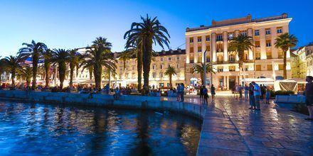 Rivan satamakatu, Split.