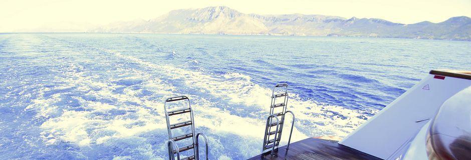 Aurinkokansi. Saaristoristeily Kroatiassa Captain Botalla.