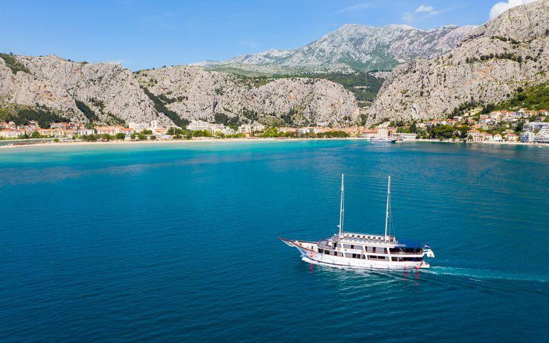Kroatian saaristoristeily Edenillä