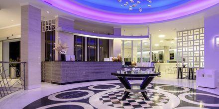 Aula, Hotelli La Mer, Santorini, Kreikka.
