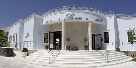 Sisäänkäynti, Hotelli La Mer, Santorini, Kreikka.