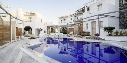 Hotelli La Mer, Santorini, Kreikka.