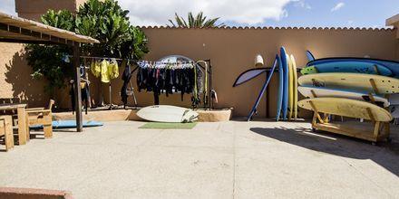 Surffikeskus, Hotelli La Pared – powered by Playitas, Fuerteventura.