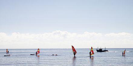 Surffausta, Hotelli La Pared – powered by Playitas, Fuerteventura.
