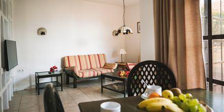 Kaksikerroksinen kolmio, Hotelli La Pared – powered by Playitas, Fuerteventura.